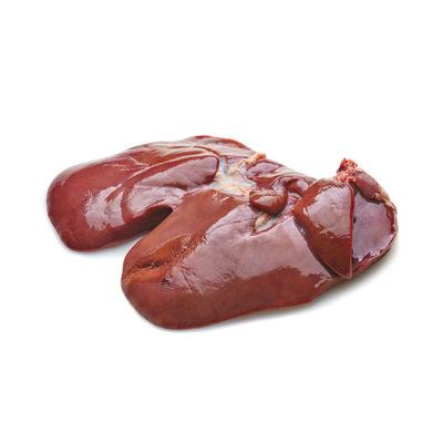 Печінка свинна